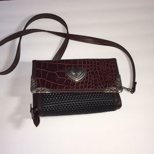 Handbags - Vintage Crossbody Bag